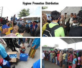 Pictures_Hygiene Promotion Distribution