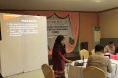 Peace Dialogue with Women Leaders