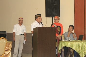 Peace Dialogue w/ Traditional Leaders